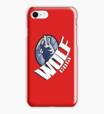 Wolf Cola, Always Sunny in Philadelphia iPhone Case/Skin