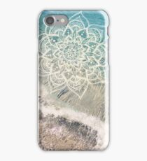 Ocean Mandala iPhone Case/Skin