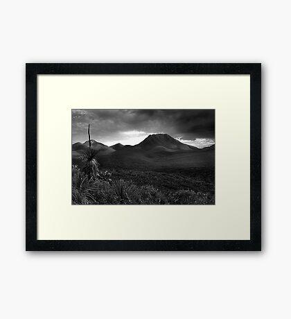 Stirling Ranges - Western Australia  Framed Print