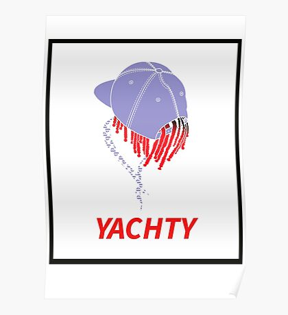 Freddie gibbs posters redbubble Lil yachty mural