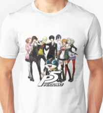 Persona 5 characters Unisex T-Shirt