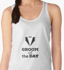 Groom of the Day Women's Tank Top