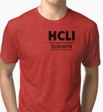 Jormungand - HCLI Logo (ALT Design) Vintage T-Shirt