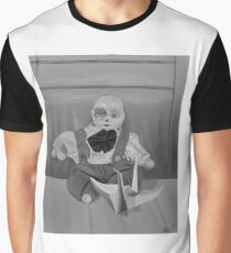 Learned Phobias Graphic T-Shirt