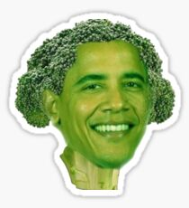 Broc Obama Sticker