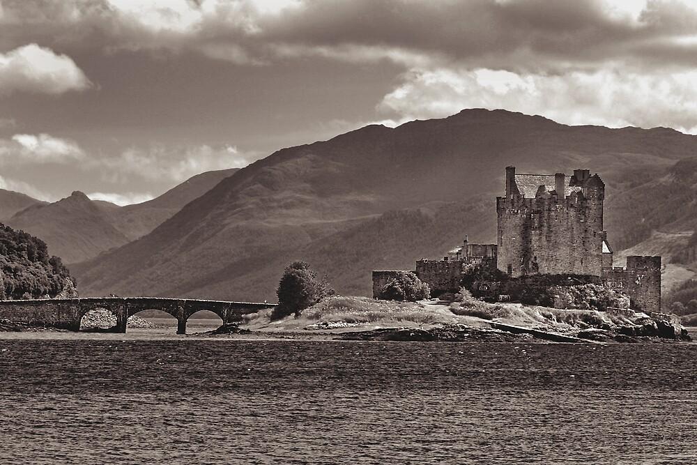 Eilean Donan Castle by Chris Clark