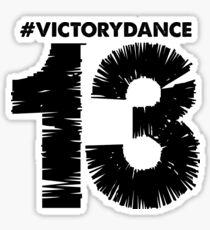 #VICTORYDANCE 13 Sticker