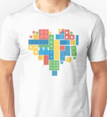 Lovely Blocks Unisex T-Shirt