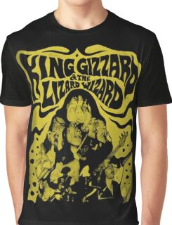 King Gizzard and the Wizard Lizard Graphic T-Shirt