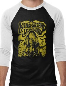 King Gizzard and the Wizard Lizard Men's Baseball ¾ T-Shirt