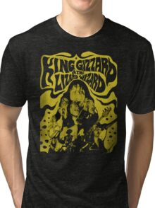 King Gizzard and the Wizard Lizard Tri-blend T-Shirt