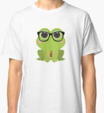 Frog Nerd Classic T-Shirt