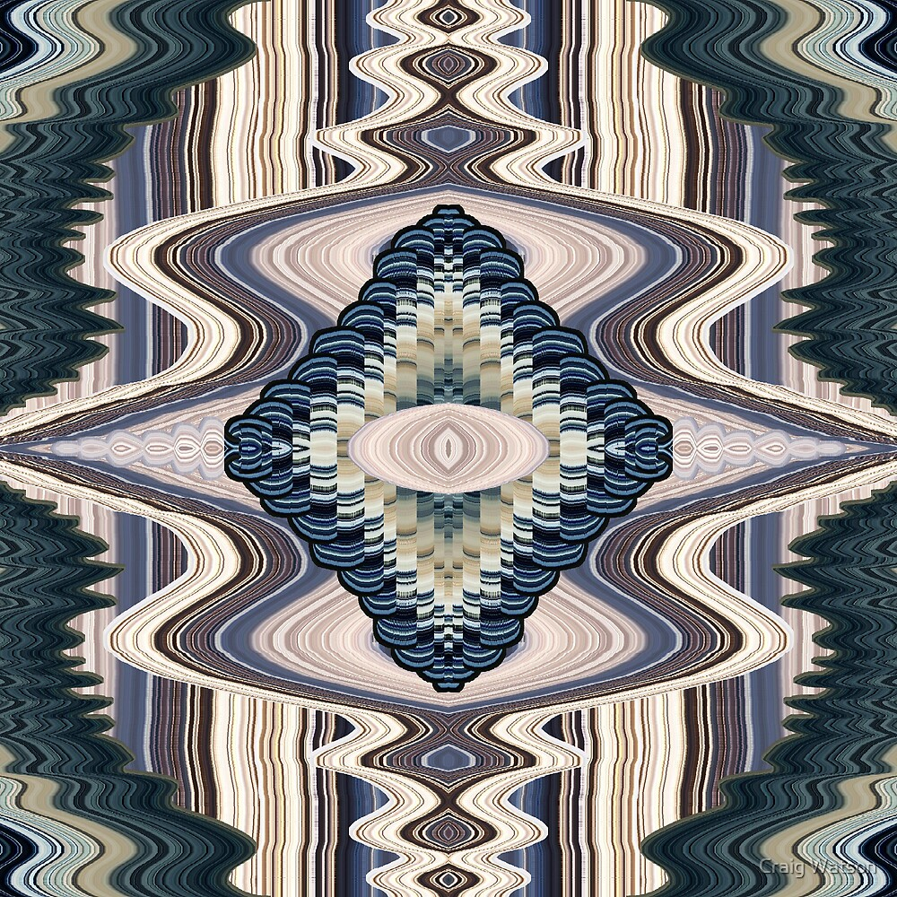 Pattern 13 Variation 1 by Craig Watson