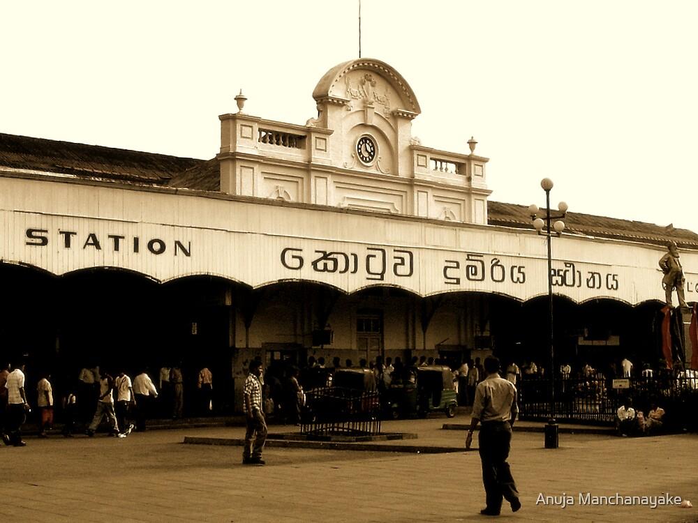 Colonial Remains by Anuja Manchanayake