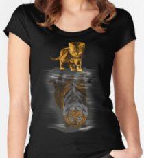 Cute little Hobbes Women's Fitted Scoop T-Shirt