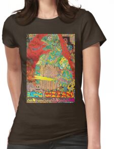 King Gizzard and the Wizard Lizard Womens Fitted T-Shirt