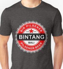 PILSENER BEER BINTANG BALI Unisex T-Shirt