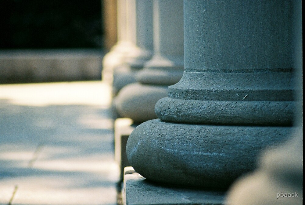 Pillars by pbaack