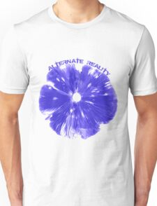 Magic Mushroom Spore Print - Alternate Reality Unisex T-Shirt