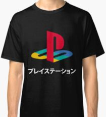 PS Video Game Logo Classic T-Shirt