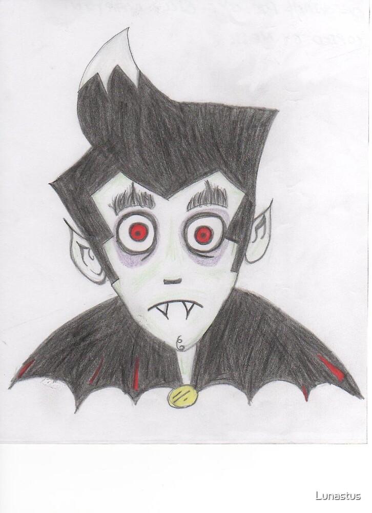 Cartoon-Vampire!! by Lunastus