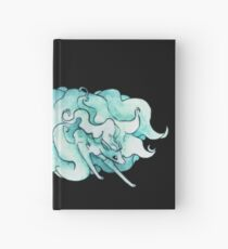 alolan ninetales Hardcover Journal