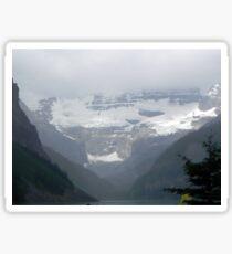 glaciers Sticker