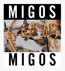MIGOS Photographic Print