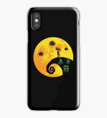 The Parasites Before Christmas iPhone Case/Skin