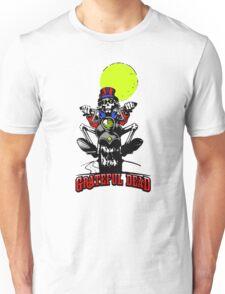 Grateful Dead - Skeleton Biker Unisex T-Shirt