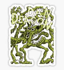 DAN DEACON - BAND Sticker
