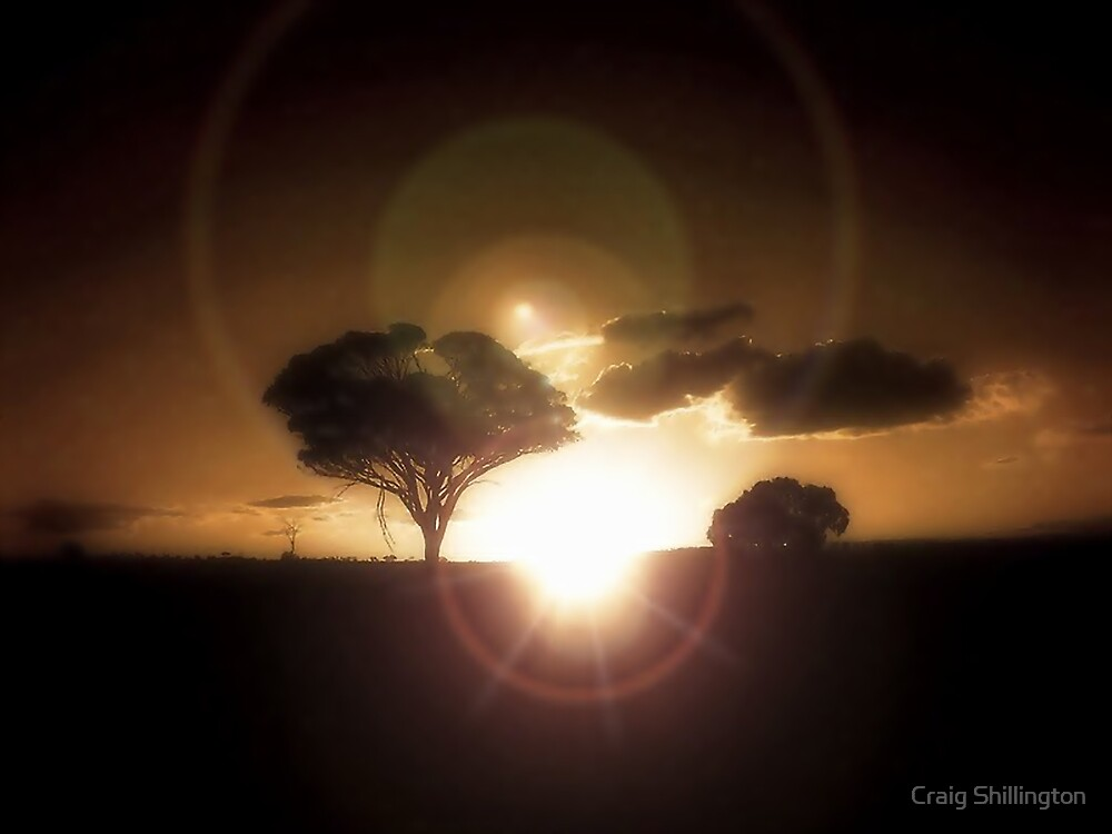 The End Cometh by Craig Shillington