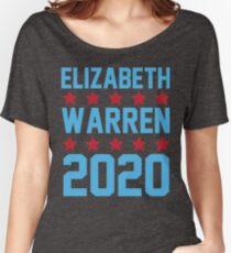Elizabeth Warren 2020 Women's Relaxed Fit T-Shirt