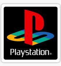 PS logo Sticker