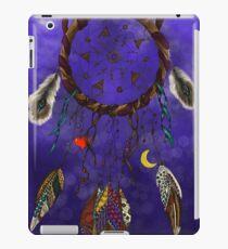 Zentangle DreamCatcher iPad Case/Skin