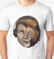 BORN READY - Lion Tee Unisex T-Shirt