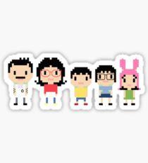 Belcher Family Sticker