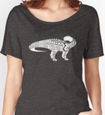 Countdown to Extinction (FOSSIL WHITE) Women's Relaxed Fit T-Shirt