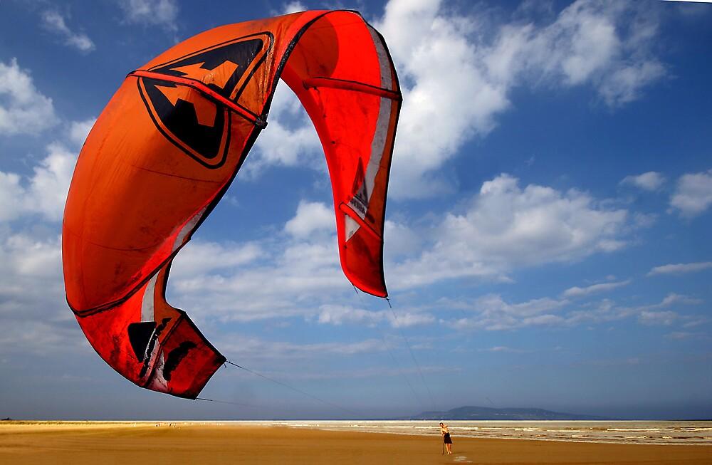 Kite sunday by virgis