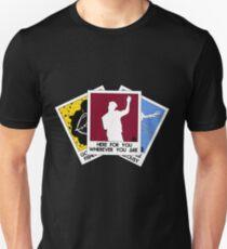 Bastille Polaroids Unisex T-Shirt