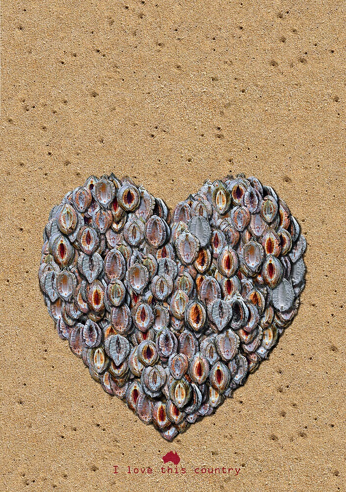 Love Your Beach by Michael Critchley