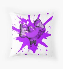 Brutes.io (Brute Cheer Pink) Throw Pillow