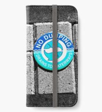 Swimming with the Fishes iPhone Wallet/Case/Skin
