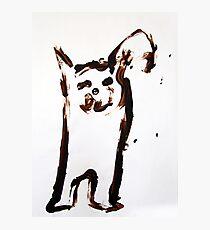Scat, Cat! 46 Photographic Print