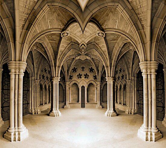 Arched by Mel Brackstone