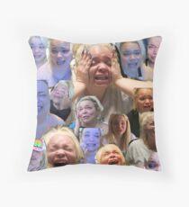 Trisha Paytas Throw Pillow