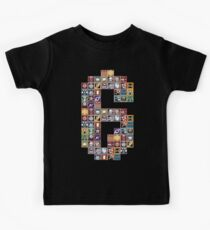 Rainbow 6: Operators Kids Tee