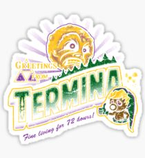 Greetings from Termina! Sticker