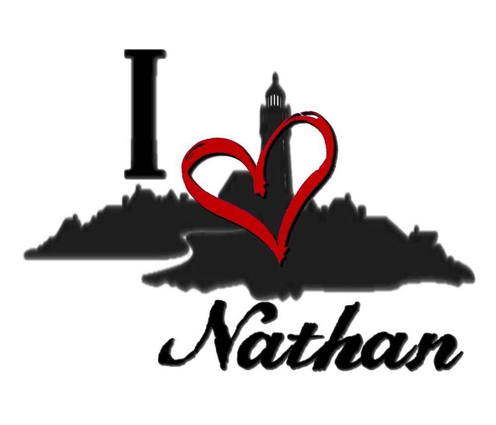 Haven I Love Nathan Logo by HavenDesign