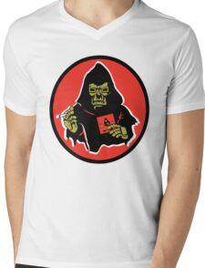 MF Doom - Reaper Mens V-Neck T-Shirt